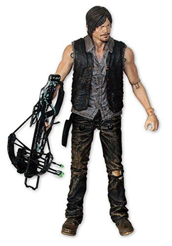 Walking Dead Tv Deluxe Box Daryl Dixon con Chopper