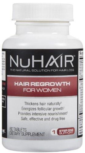 Natrol NuHair NuHair Hair Regrowth for Women