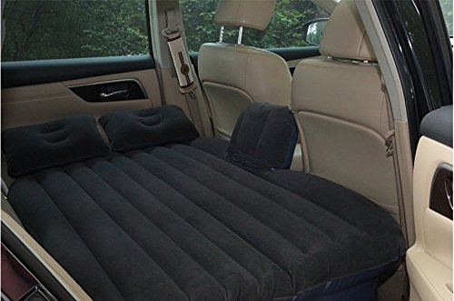 berline de voitures suv arri re gonflable lit de matelas lit voyage de choc de voiture voiture. Black Bedroom Furniture Sets. Home Design Ideas