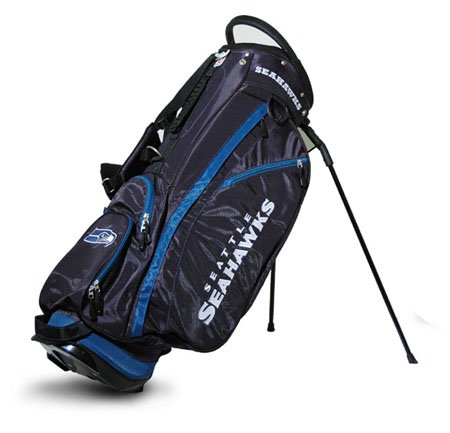 Team Golf Seattle Seahawks Fairway Stand Golf Bag at Amazon.com