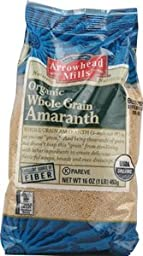 Organic Amaranth -Pack of 6