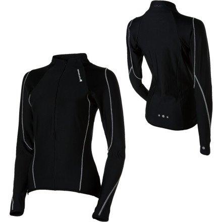 Image of Endura Xtract Zip-Neck Shirt - Long-Sleeve - Women's (B0058SQNBE)