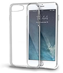 Silk iPhone 7 Plus Clear Case - PureView for iPhone 7+ [Ultra Slim Fit Protective Clear Cover] - Crystal Clear