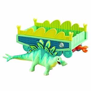 Amazon.com: Dinosaur Train - Collectible Morris With Train ...