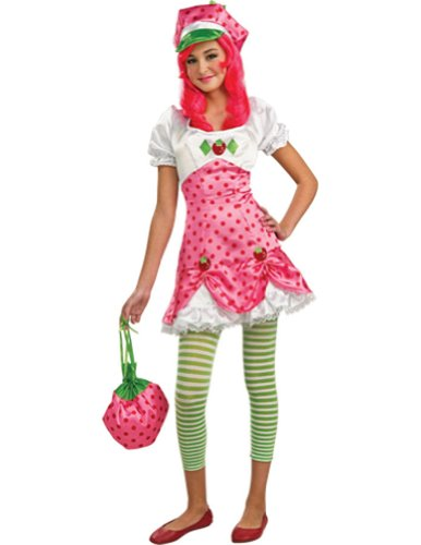 Strawberry Shortcake Tween Costume 2-4 Tween Womens Costume