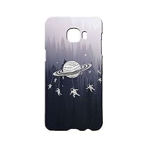 BLUEDIO Designer Printed Back case cover for Samsung Galaxy C7 - G11018