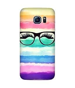 Pretty Eyes Samsung Galaxy S6 Case