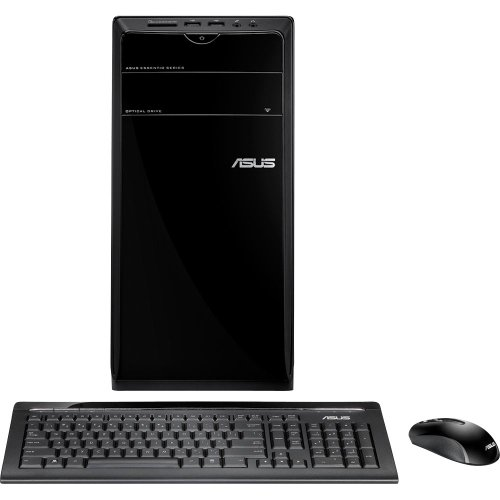 Asus AMD A10 1TB HDD 8GB RAM Desktop PC
