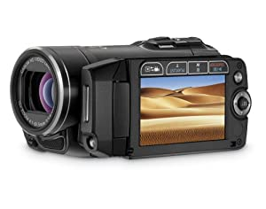 Canon VIXIA HF20 HD Dual Flash Memory w/32GB Internal Memory & 15x Optical Zoom - 2009 MODEL