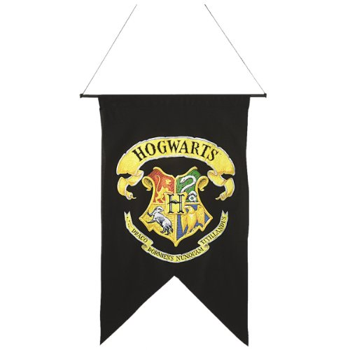 Hogwarts Banner - Harry Potter Decoration
