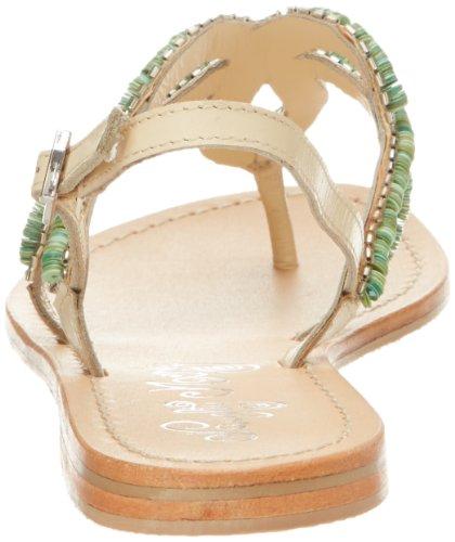 Naughty Monkey Women's Sweet Ties Dress Sandal,Mint,7.5 M US