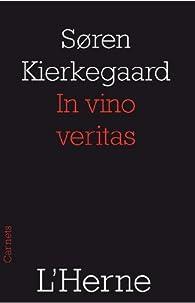 In vino veritas par Sören Kierkegaard
