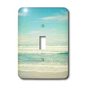 3drose Lsp 164479 1 Gentle Ocean Waves Beach Theme Art