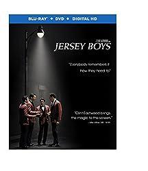 Jersey Boys (Blu-ray + DVD + Digital HD UltraViolet Combo Pack)