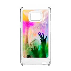 a AND b Designer Printed Mobile Back Cover / Back Case For Samsung Galaxy S2 (SG_S2_2706)