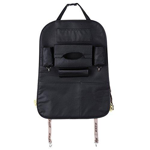 Zyurong auto sedile posteriore Organizer Pouch, multi-tasca borsa da viaggio
