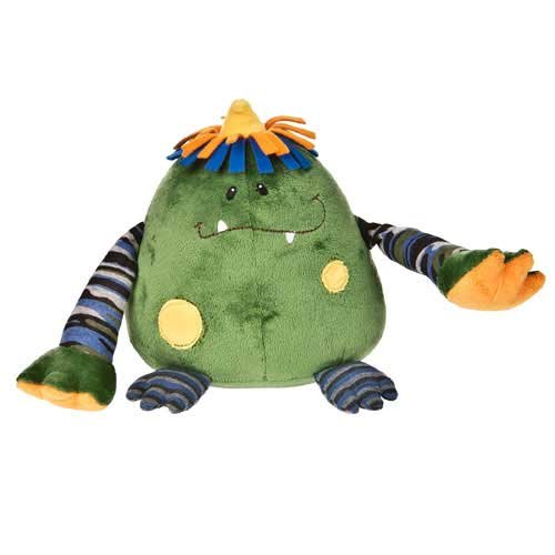 "Mary Meyer Thugz Big Green 7"" Plush Toy"