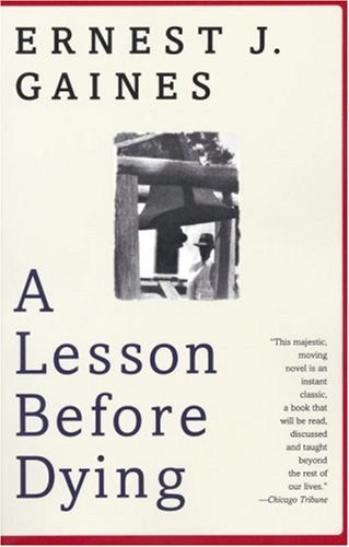 Image for A Lesson Before Dying (Oprah's Book Club)