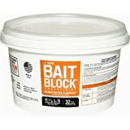Rat & Mouse Bait Station Refillable Bait Block-4LB PB BAIT BLOCK PAIL