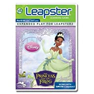 LeapFrog Tag Junior Software: Disney Princess and the Frog