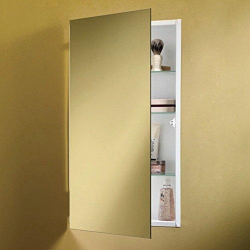 Beautiful Jensen Medicine Cabinet Flush Mount W x H in Frameless Medicine Cabinet PWHG by Broan