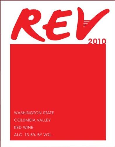 2010 Rev Washington State Red Blend 750 Ml