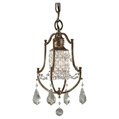 Murray Feiss F2624/1OBZ, Valentina Chandelier Parent 1