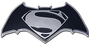 Dawn of Justice Batman v Superman Auto Emblem at Gotham City Store