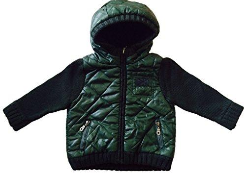 Losan - Cappotto  -  bambino verde (6M) EU