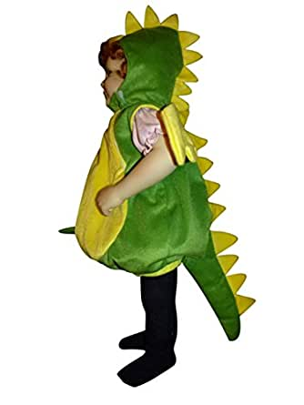 Fantasy World Girl's F82 Dragon Costume (9 Months-2t)