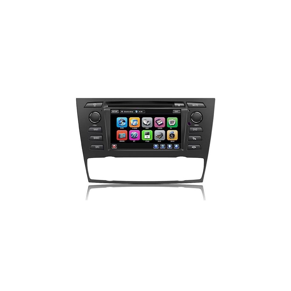XTRONS BMW E90 3 Series (2005 present) Saloon / BMW E91 3 Series (2005 present) Touring / Sports Wagon / BMW E92 3 Series (2006 present) Coupe / BMW E93 3 Series (2007 present) Cabriolet / Convertible Indash Car Navigation System Av Receiver GPS Radio with