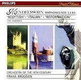 メンデルスゾーン:交響曲第3番「イタリア」/同第5番「宗教改革」/他