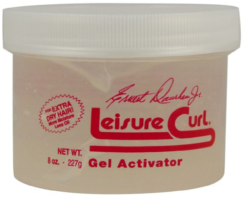Leisure Curl Gel Activator - Extra Dry Hair 8