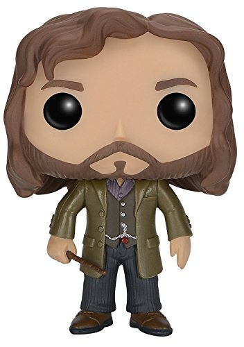Pop! Movies - Muñeco cabezón Harry Potter - Sirius Black (Funko 6570)