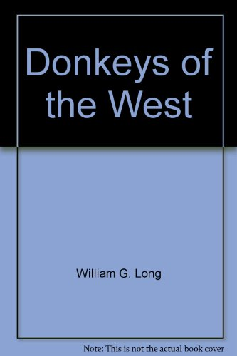 Donkeys of the West