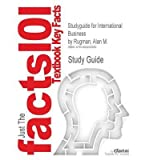 img - for Studyguide for International Business by Rugman, Alan M. (Paperback) - Common book / textbook / text book