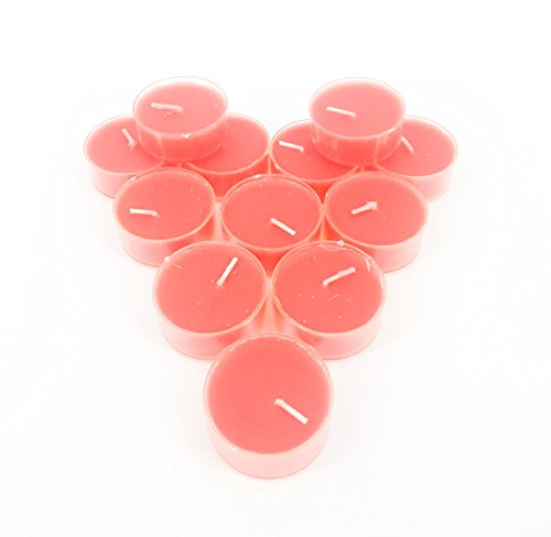 GOYAL® Sented Wax Coloured Tealight (Set Of 12)