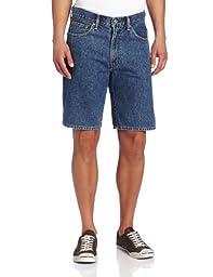 Levi\'s Men\'s 550 Short , Medium Stonewash, 38