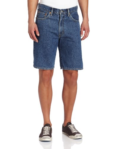 Levi's Men's 550 Short , Medium Stonewash, 36
