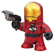 Halo 3 McFarlane Toys Odd Pod Stylized Figure Red Spartan EVA (Assault Rifle)