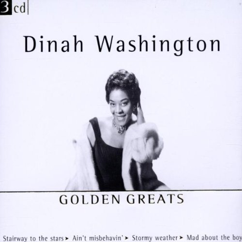 Dinah Washington - Golden Greats By Dinah Washington (1989-06-13) - Zortam Music