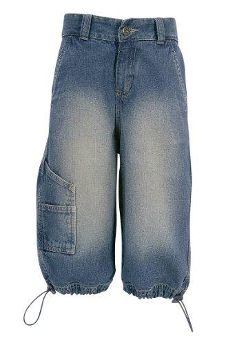 Hering Boy's Capri Pants Style U45G - DENIM, 6 (Boys Capri Pants compare prices)