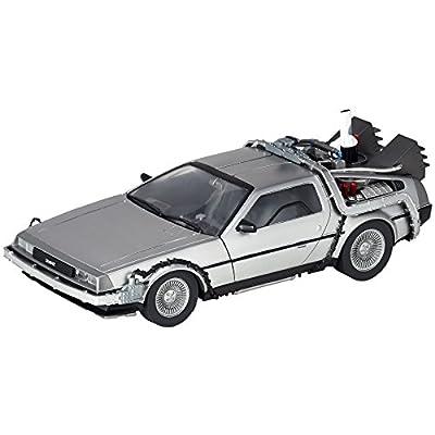 figure complex ��ӡ������ DeLorean �ǥ�ꥢ�� ��160mm ABS��PVC�� �����Ѥߥ��������ե����奢 ��ܥ�ƥå�