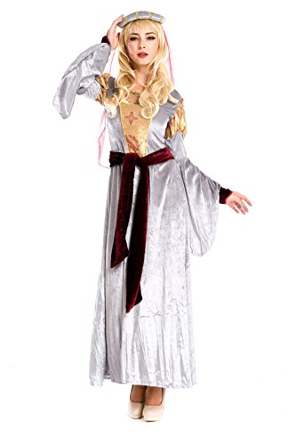 Generic Women's ADULT LADIES ALICE IN WONDERLAND FANCY DRESS COSTUME