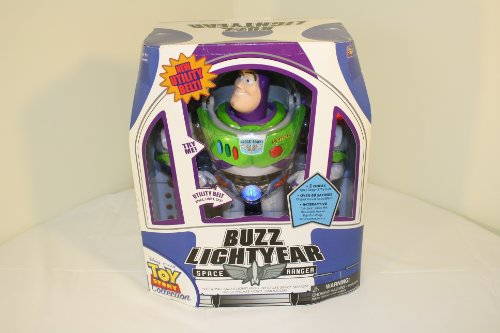 Buzz Lightyear Toy Walmart