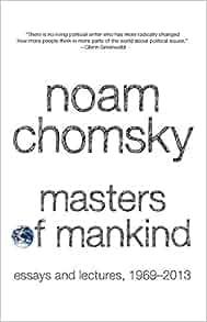 Noam chomsky essays