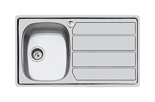 foster-s1000-lavello-metallo-spazzolato-79x50x17-cm