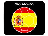 Xabi Alonso (Spain) Soccer Mouse Pad