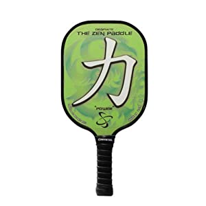 Onix Zen Graphite Pickleball Paddle - Green