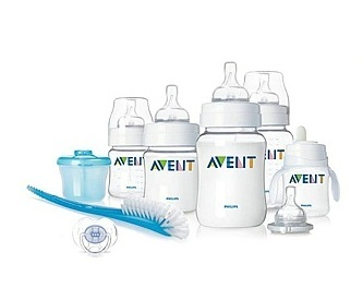 Check Out This Philips AVENT BPA Free Classic Infant Starter Gift Set